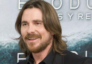 Christian Bale sorprende ¡con sobrepeso y sin cabello!