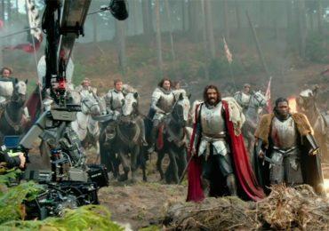 Detrás de cámaras: Transformers - el último caballero