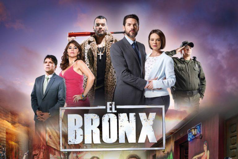 Todo listo para el estreno de El Bronx - TVyNovelas Colombia