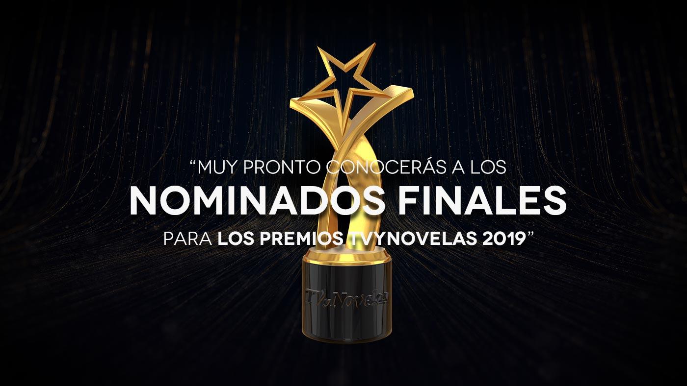 Nominados Premios