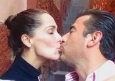 Consuelo Duval pide a Sharis Cid le avise cuando su difunto esposo se le presente