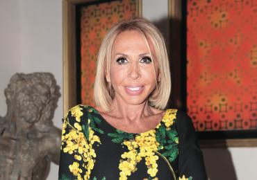 Laura Bozzo le pone un 'estate quieto' a su ex