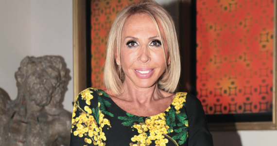 Laura Bozzo le pone un 'estate quieto' a su ex