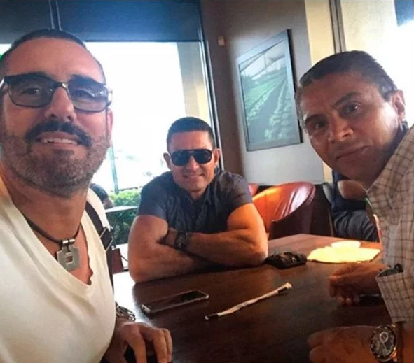 Reaparece Fernando Colunga con nueva imagen