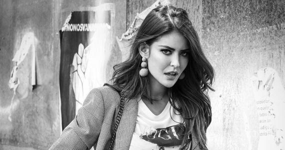 Crea polémica foto de Vanessa Claudio sin gota de maquillaje