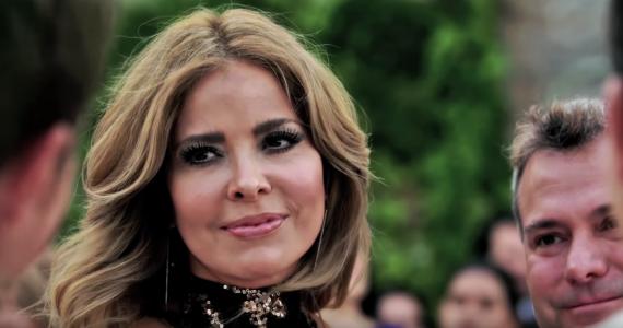 Gloria Trevi es madrina de boda gay
