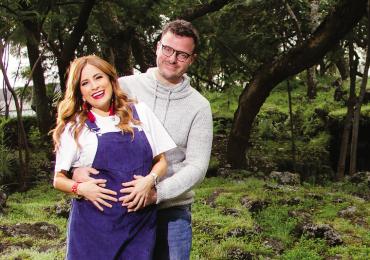 Linet Puente y su esposo, ansiosos de convertirse en padres