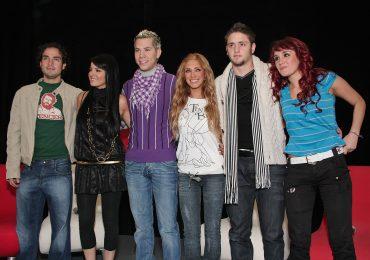 Filtran primeras imágenes del documental de RBD