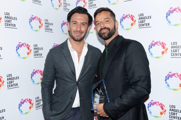 """Ricky Martin dice que es difícil ser gay en la """"era Trump"""". Foto: Archivo"""