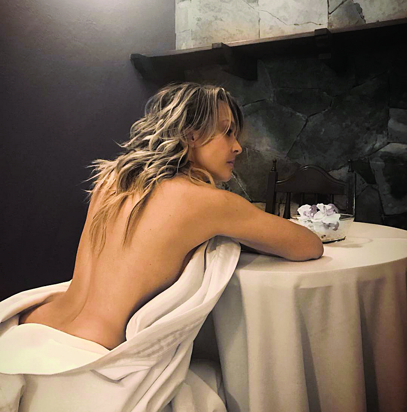 Fey mostrará su desnudez ¡al límite!