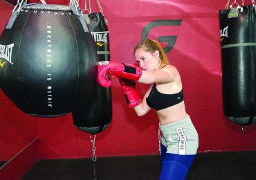 Marlene Kalb, belleza en el ring