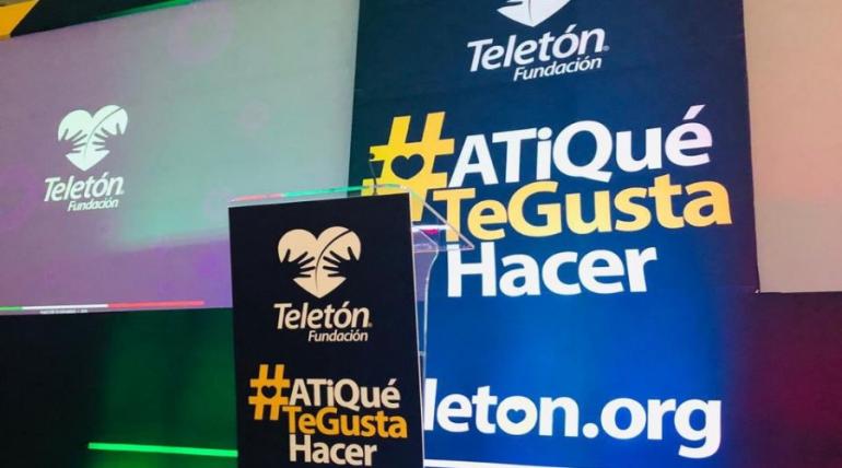 Este 2018 el Teletón busca recaudar más de 364 millones 424 mil 533 pesos