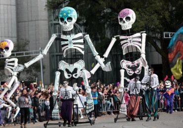 desfile de día de muertos 2018, CDMX