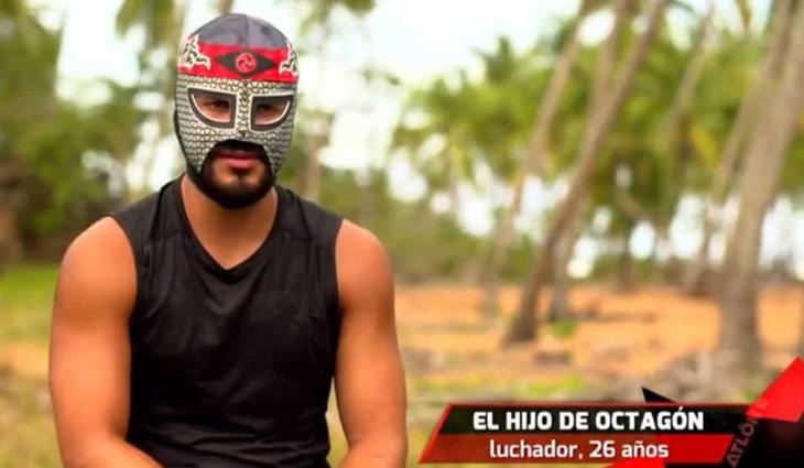 Hijo de Octagón inicia demanda contra Exatlón y TV Azteca