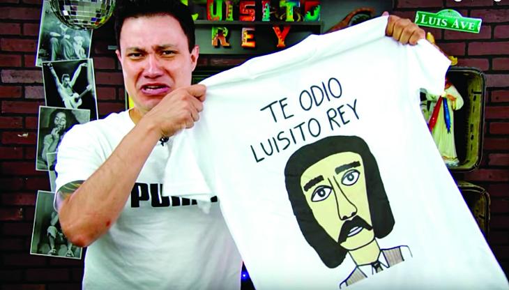 """""""¡No soy el papá de Luis Miguel!"""": Luisito Rey"""