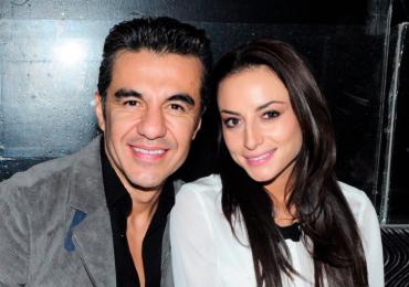 ¿Se dieron una 'escapadita' Adrián Uribe y Marimar Vega?