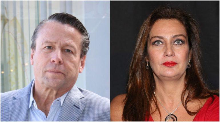 Alfredo Adame hace fuertes declaraciones de su ex, Diana Golden