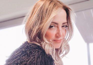 Andrea Legarreta rompe el silencio y desmiente infidelidad