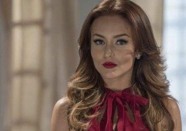 Angelique Boyer se despide de 'Amar a muerte'