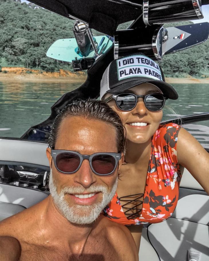 La historia de amor de Sebastián Rulli y Angelique Boyer