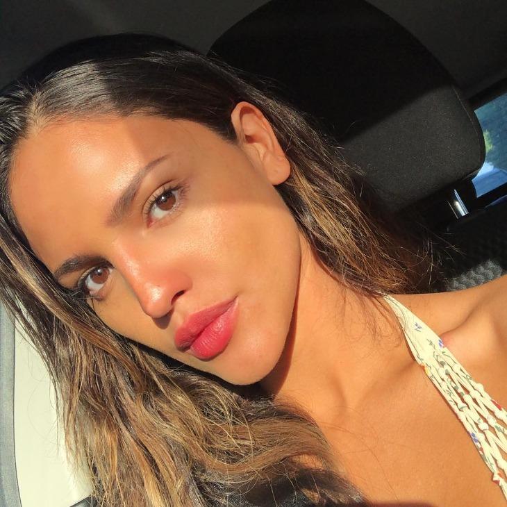 Eiza González, belleza natural y sin filtros