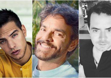Vadhir, José Eduardo y Eugenio Derbez juntos después de mucho tiempo