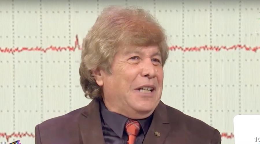 Indignado, exmánager de Juan Gabriel abandona el foro del programa Hoy en vivo