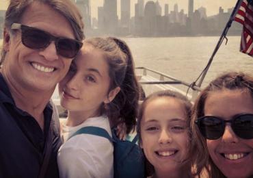 Juan Soler revela que pasará Navidad con sus hijas... ¡y Maki!