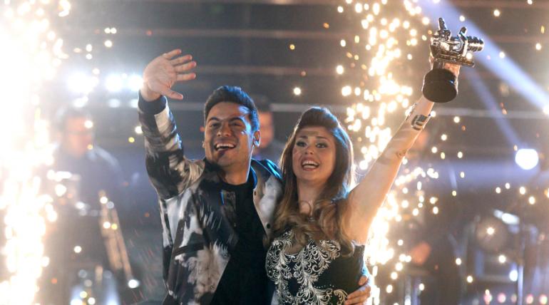 La Voz… México líder del prime time dominical