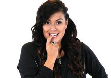 Mariana Echeverría confirma embarazo