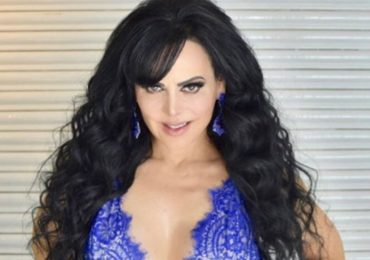 Maribel Guardia. Foto: Archivo