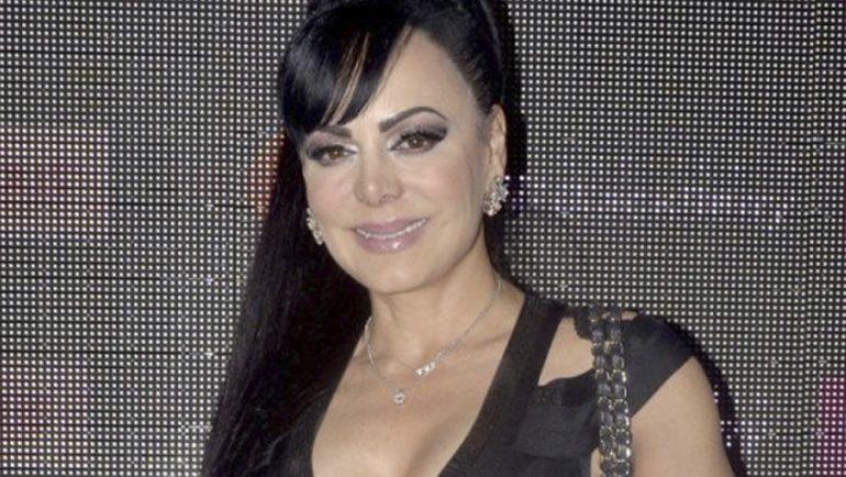 Maribel Guardia. Foto: Archivo