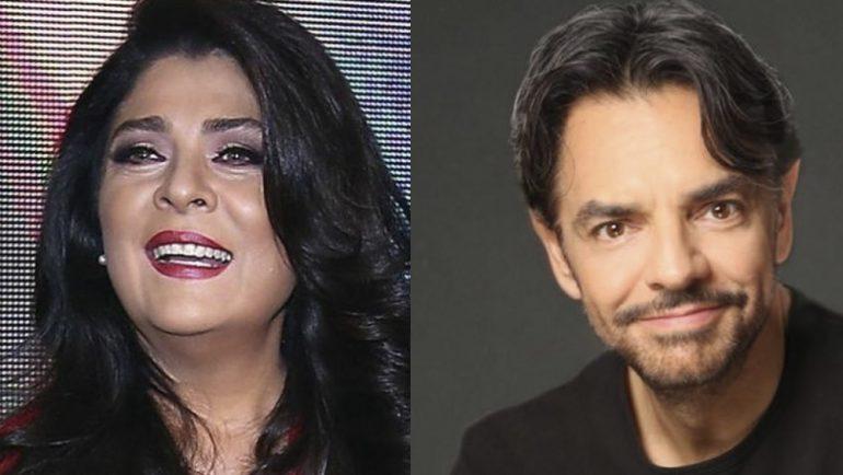 Victoria Ruffo confiesa lo que siente por Eugenio Derbez
