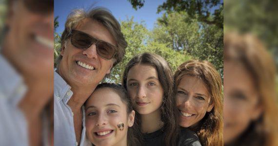 Juan Soler revela cuánto extraña a su hija mayor