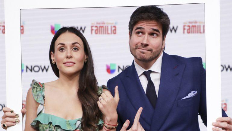 Juntos como se fueron, Zuria Vega y Daniel Arenas regresan a 'Mi marido tiene más familia'