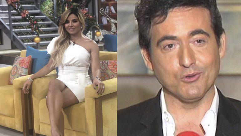 Carlos Marín, cantante de Il Divo, niega idilio con Aleida Nuñez