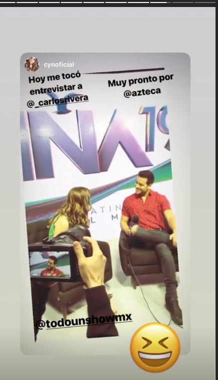 Carlos rivera y Cynthia Rodríguez llevaron su amor hasta Viña del Mar