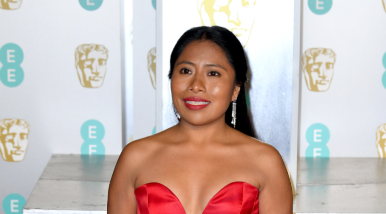 ¿Yalitza Aparicio podría interpretar a Pocahontas?. Foto: Getty Images