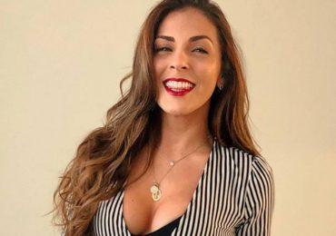"""Ale Rivera """"La Jarocha"""" ya es madre por segunda vez ¡Foto de su bebé!. Foto: Archivo"""