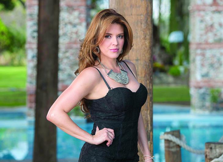 """""""Con Luis Miguel no fue amor, pero nos divertimos mucho"""": Alicia Machado"""