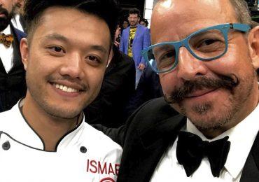 """Chef Benito habló sobre la final de MasterChef y de su """"idilio"""" con Regina"""