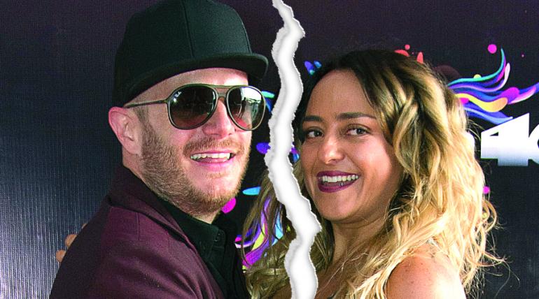 Esmeralda Palacios y Facundo firman su divorcio