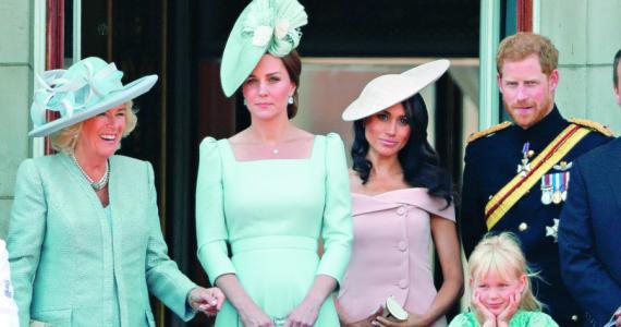 ¡Duquesas en guerra! Conoce la historia de las peleas entre las esposas de los príncipes de Inglaterra