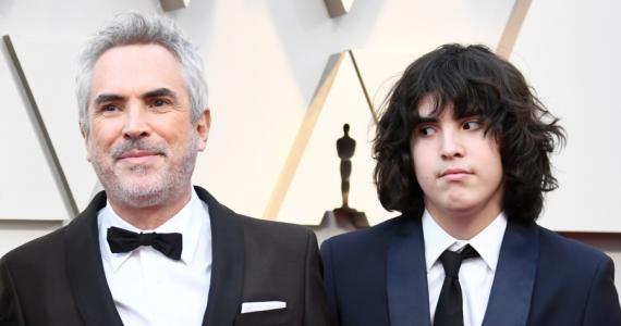 Olmo, hijo de Alfonso Cuarón, hace extrañas y divertidas animaciones, ¡mira su trabajo!