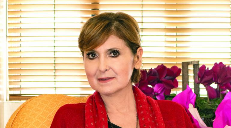 Peligra la salud de Rosita Pelayo, ¡padece artritis reumatoide!