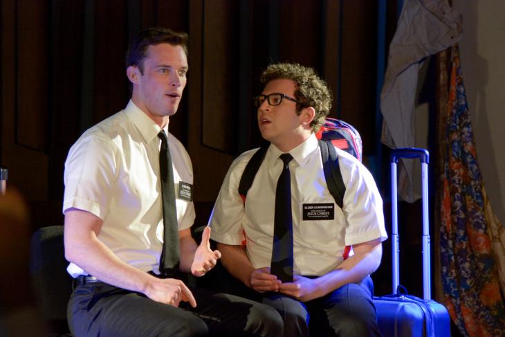 La obra de Broadway The Book of Mormon se presentará en México