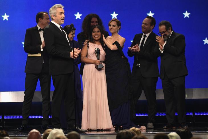 ¡En exclusiva! Platicamos con Yalitza Aparicio del Oscar y el momento que vive con Hollywood rendido a sus pies