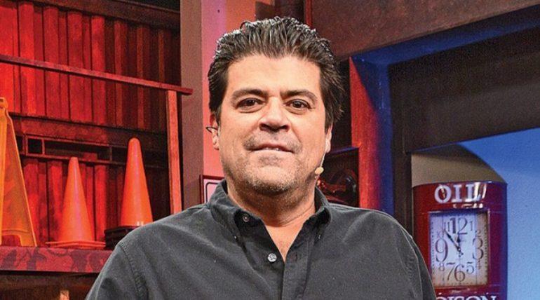 """Jorge """"El Burro"""" Van Rankin. Foto: José Luis Ramos"""