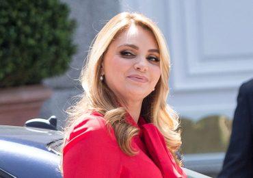 Así respondió Angélica Rivera cuando le cuestionaron por su regreso a las telenovelas