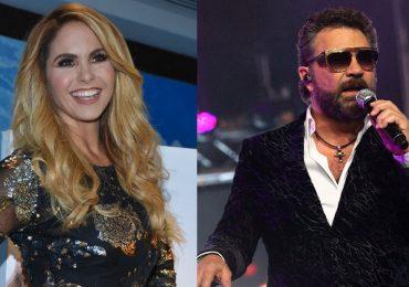 Lucero y Mijares. Foto: Getty Images